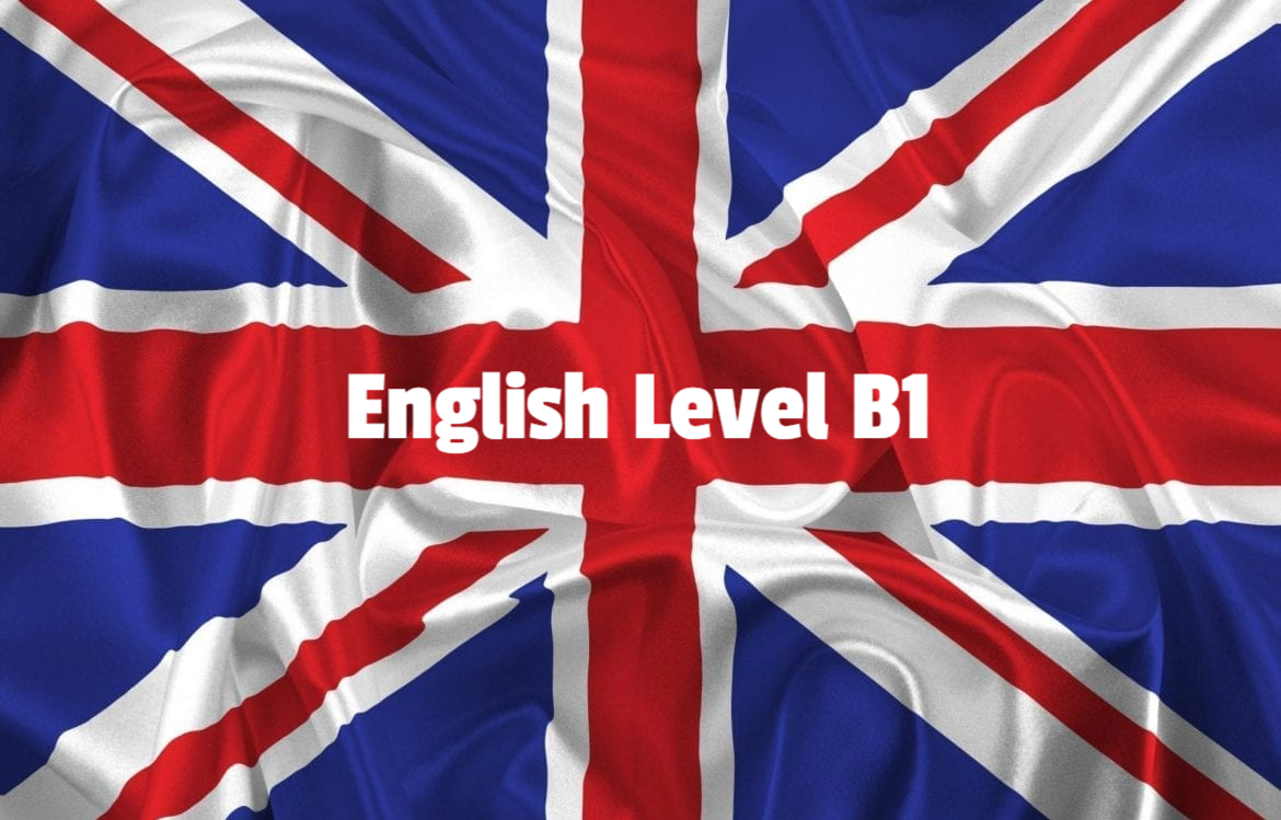 English learning from A2 to B1